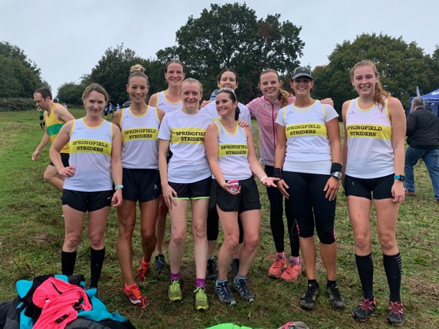 XC Essex League R1: One Tree Hill